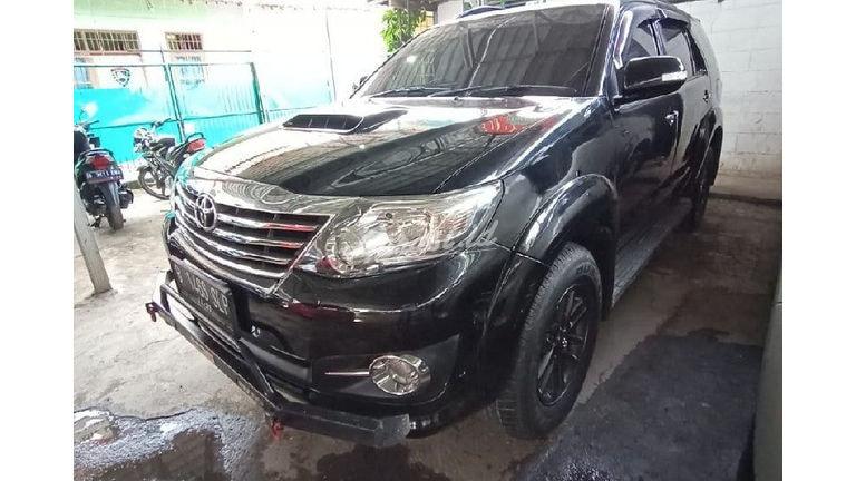 2015 Toyota Fortuner G - Mobil Pilihan (preview-0)