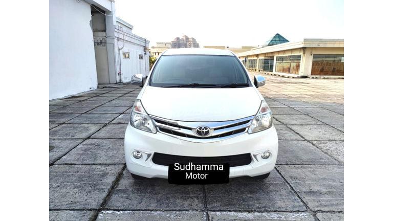 2013 Toyota Avanza G (preview-0)