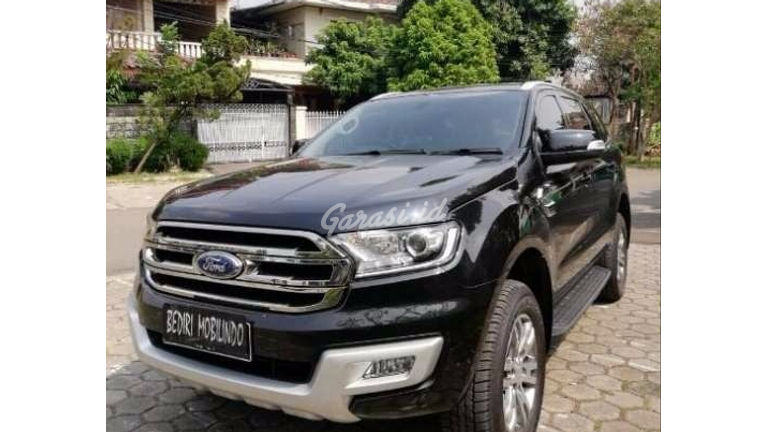 2015 Ford New Everest 2.5 L LIMITED - SIAP PAKAI (preview-0)
