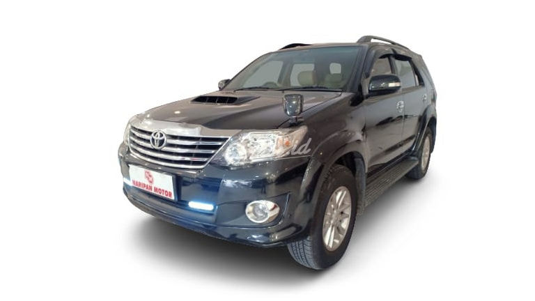 2013 Toyota Fortuner Grand G VNT (preview-0)