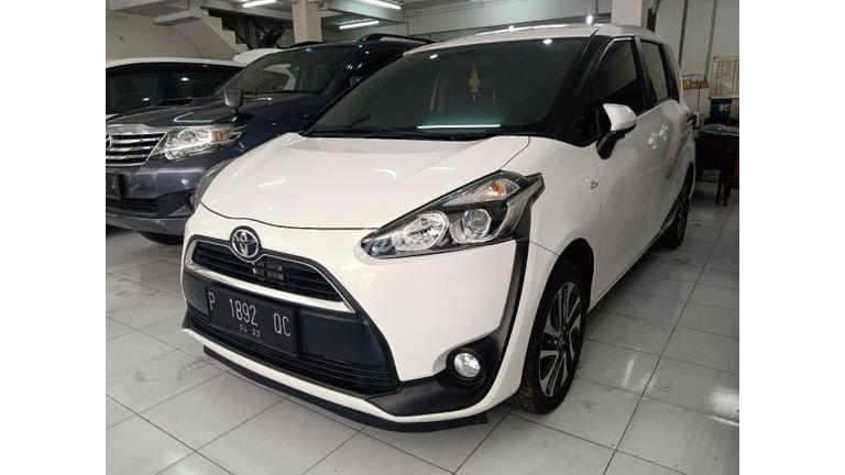 2017 Toyota Sienta V - Putih Istimewa !!! (preview-0)