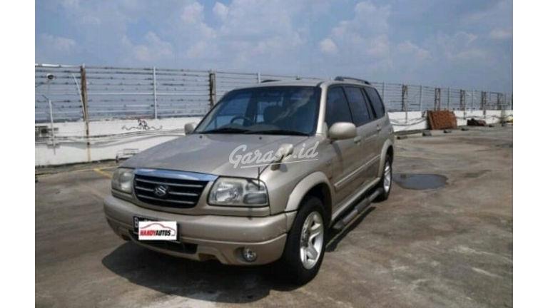 2004 Suzuki Xl7 >> Jual Mobil Bekas 2004 Suzuki Grand Escudo Xl7 Jakarta