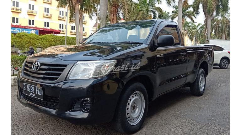 2013 Toyota Hilux Pick Up - Pajak Panjang & KIR juga Panjang (preview-0)