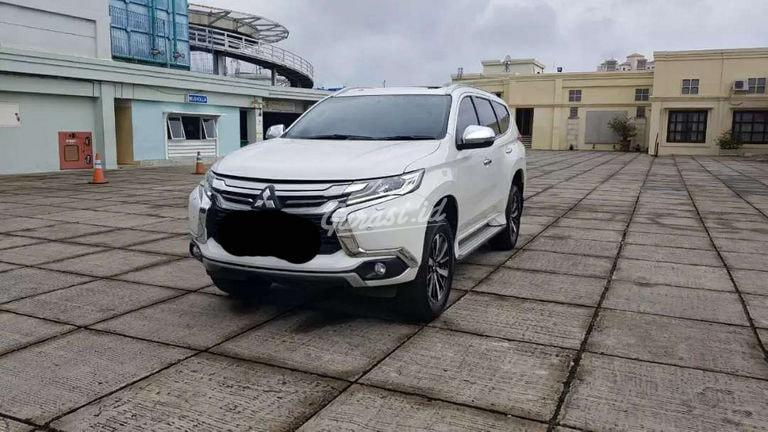 2018 Mitsubishi Pajero Sport DAKAR - SIAP PAKAI! (preview-0)