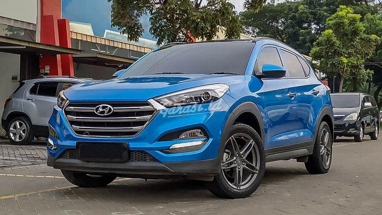 2016 Hyundai Tucson 2.0 AT - Mobil Pilihan (preview-0)