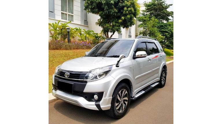 2017 Toyota Rush S TRD Sportivo - Mobil Pilihan (preview-0)