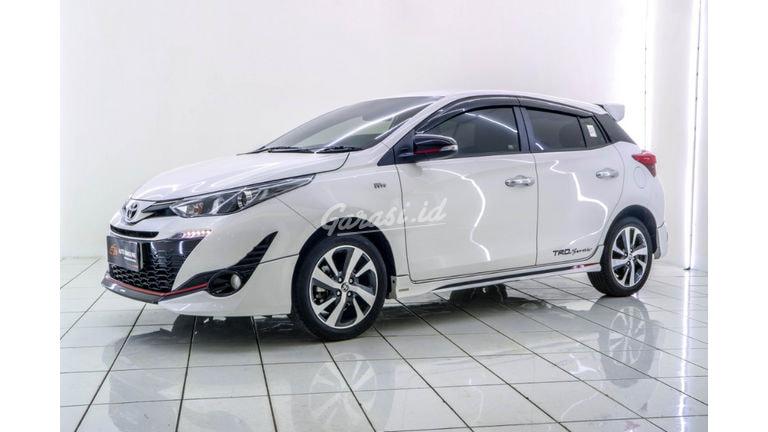 2020 Toyota Yaris TRD Sportivo (preview-0)