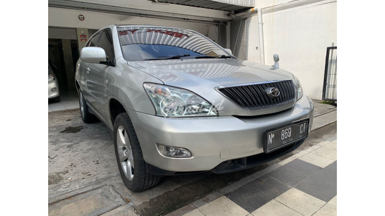 2005 Toyota Harrier AIR S - Pajak Baru (preview-0)