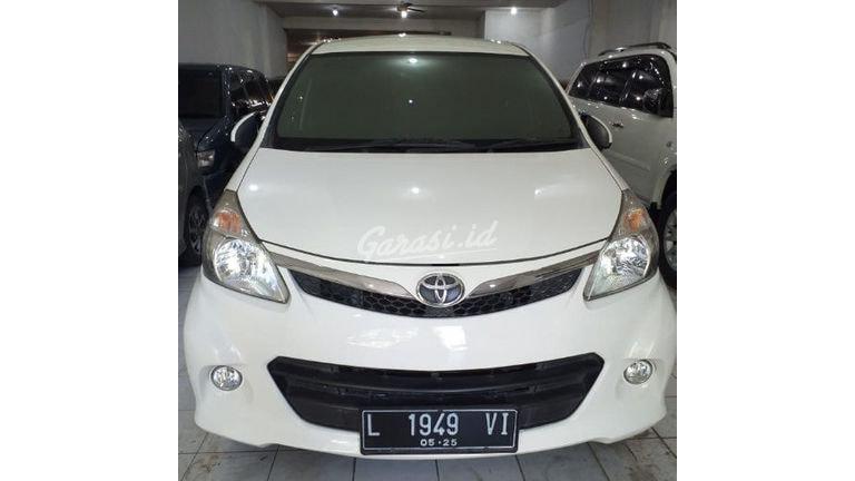 2014 Toyota Avanza Veloz Luxury - Terawat & Siap Pakai (preview-0)