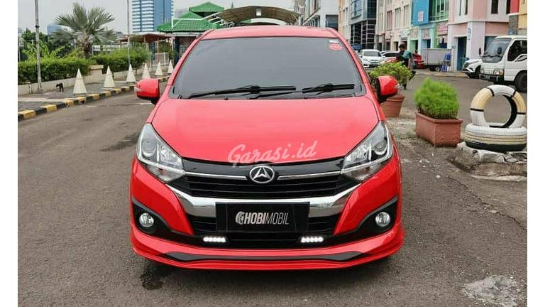 2017 Daihatsu Ayla R deluxe - Mobil Pilihan (preview-0)