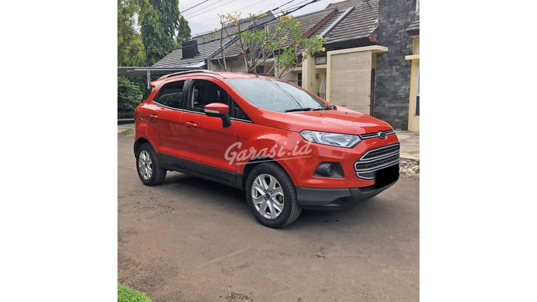 2014 Ford Ecosport Trend - Mobil Pilihan (preview-0)