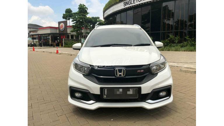 2017 Honda Mobilio Rs - Kondisi Ciamik Garansi (preview-0)