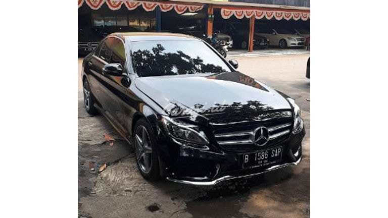 2018 Mercedes Benz C-Class C200 AMG - Mobil Pilihan (preview-0)