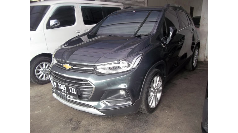 2017 Chevrolet Trax LTZ - Unit Super Istimewa (preview-0)