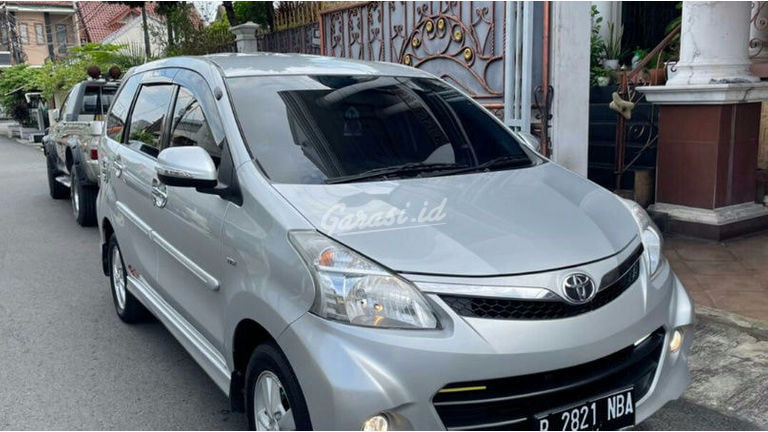 2014 Toyota Avanza Veloz (preview-0)