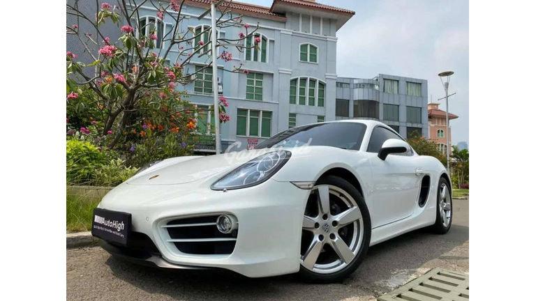 2013 Porsche Cayman 2.7 PDK - Istimewa (preview-0)