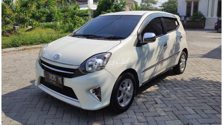 2014 Toyota Agya G - Harga Murah (preview-0)