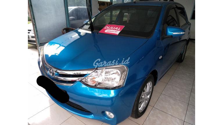 2014 Toyota Etios Liva E - Siap Pakai (preview-0)