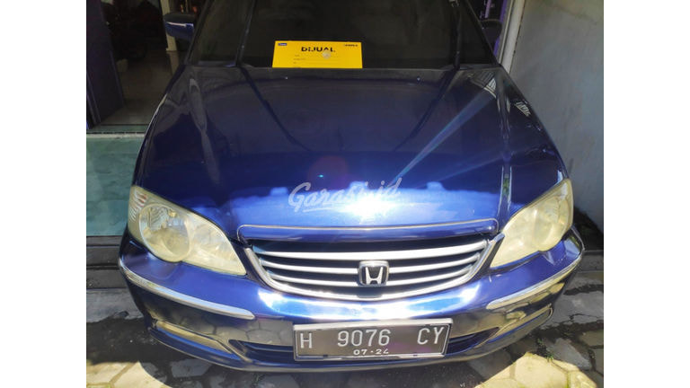 2001 Honda Odyssey at - Unit Super Istimewa (preview-0)