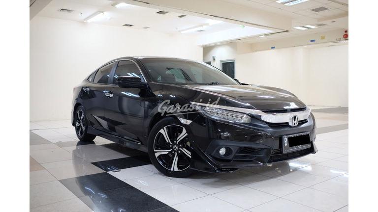 2016 Honda Civic TURBO - Mobil Pilihan (preview-0)