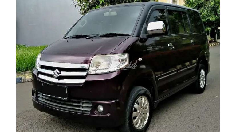 2008 Suzuki APV SGX ARENA - Barang Istimewa Original (preview-0)