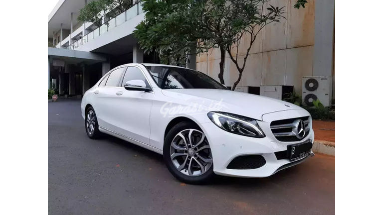 2016 Mercedes Benz C-Class c200 avantgarde - Mewah Mulus Siap Kredit (preview-0)