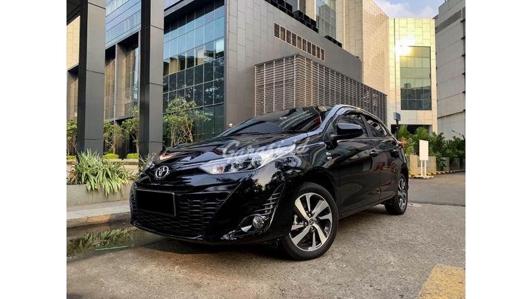 2018 Toyota Yaris G - Mobil Pilihan (preview-0)