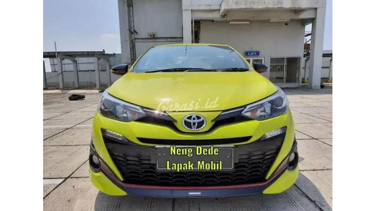 2018 Toyota Yaris TRD - Barang Bagus, Harga Menarik (preview-0)