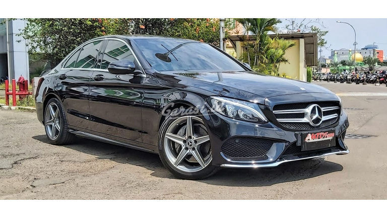 2017 Mercedes Benz C-Class C200 AMG - Mobil Pilihan (preview-0)