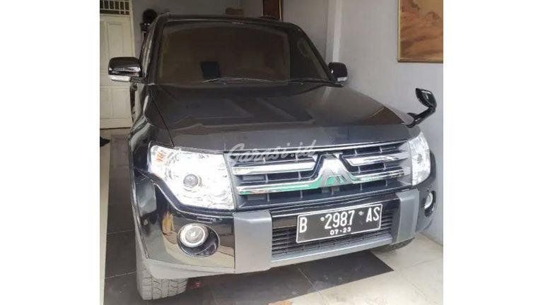 2008 Mitsubishi Pajero v6 4x4 - Barang Bagus Siap Pakai (preview-0)