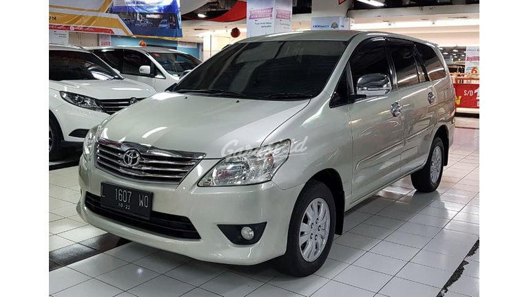 2012 Toyota Kijang Innova G - Harga Nego (preview-0)