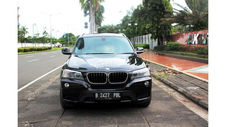 2014 BMW X3 XDRIVE - Tangan Pertama Mulus Istimewa (preview-0)