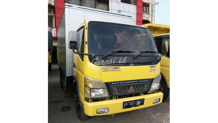 Jual Mobil Bekas 2012 Mitsubishi Fuso Colt Diesel Hd 125 Ps Box Medan 00ly946 Garasi Id