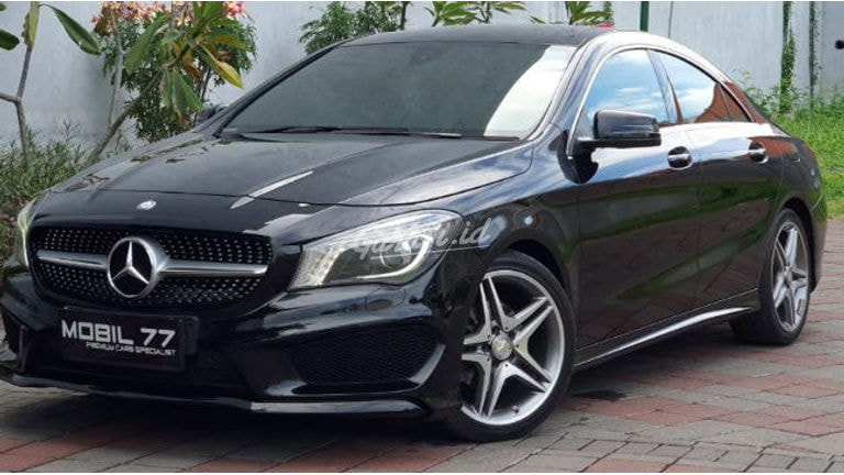 2015 Mercedes Benz CLA-Class Sport amg - Unit Bagus Bukan Bekas Tabrak (preview-0)
