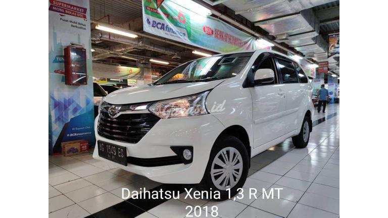 2018 Daihatsu Xenia R - Manual Putih Terima Atas Nama Pembeli (preview-0)
