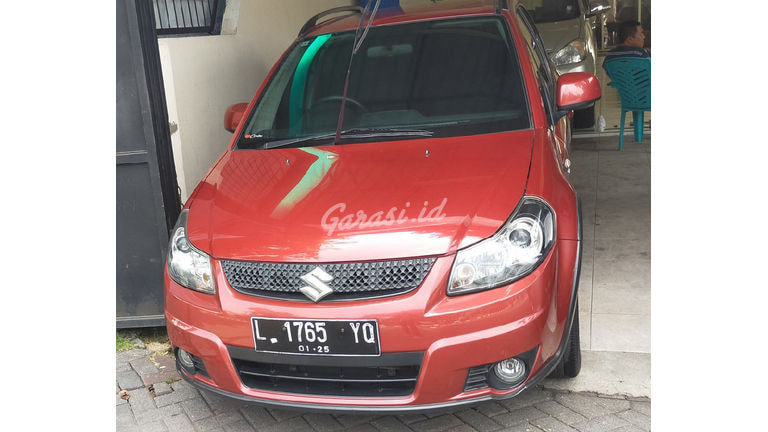 2011 Suzuki Sx4 Hatchback x over - Jarang Pakai (preview-0)