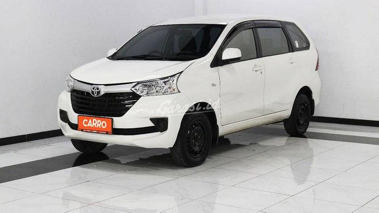 2018 Toyota Avanza E - Mobil Pilihan (preview-0)