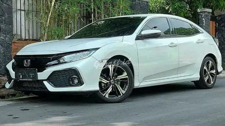 2019 Honda Civic E - Mobil Pilihan (preview-0)