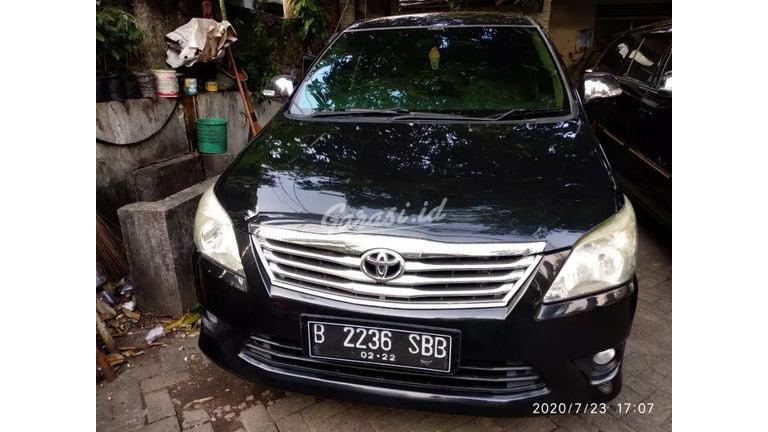 2012 Toyota Kijang Innova G - Barang Bagus Dan Harga Menarik (preview-0)