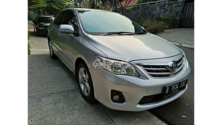 2012 Toyota Corolla Altis G - Siap Pakai Dan Mulus (preview-0)