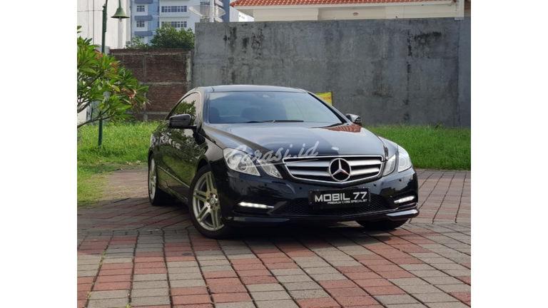 2012 Mercedes Benz E-Class 250 Coupe (preview-0)