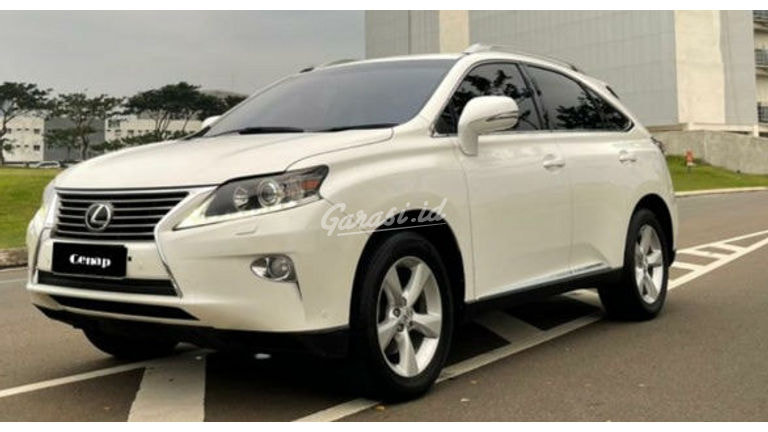 2012 Lexus RX 270 HK VERSION (preview-0)
