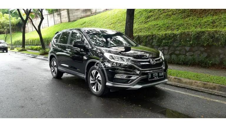 2016 Honda CR-V 2.4 - Mobil Pilihan (preview-0)