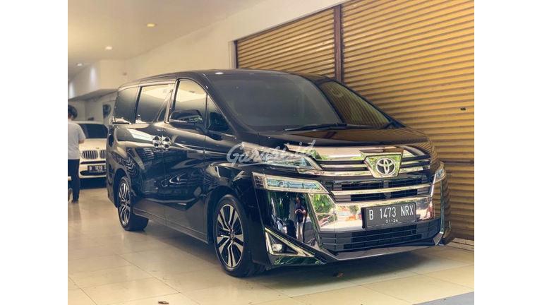 2018 Toyota Vellfire G - Murah Berkualitas (preview-0)