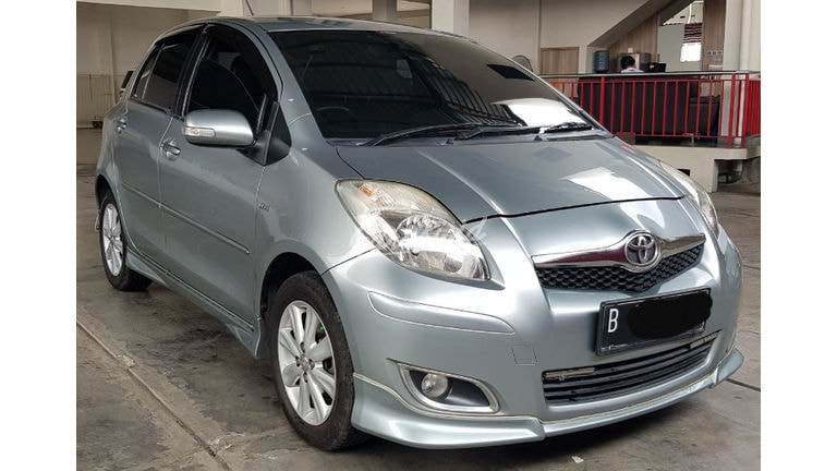 2011 Toyota Yaris S Limited - Siap Pakai (preview-0)