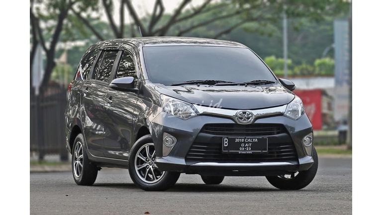 2018 Toyota Calya G - Simulasi Kredit Tersedia Favorit Dan Istimewa (preview-0)