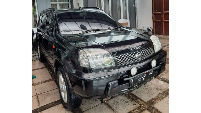 2003 Nissan X-Trail St - Bisa Nego (preview-0)