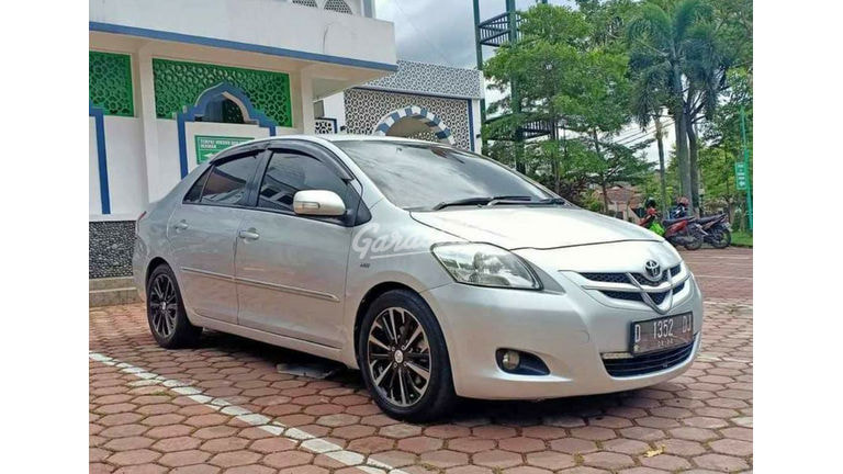 2008 Toyota Vios G - Siap Pakai Dan Mulus Bukan ex Taxi (preview-0)