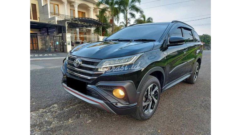 2021 Toyota Rush TRD S Luxury - Mobil Pilihan (preview-0)
