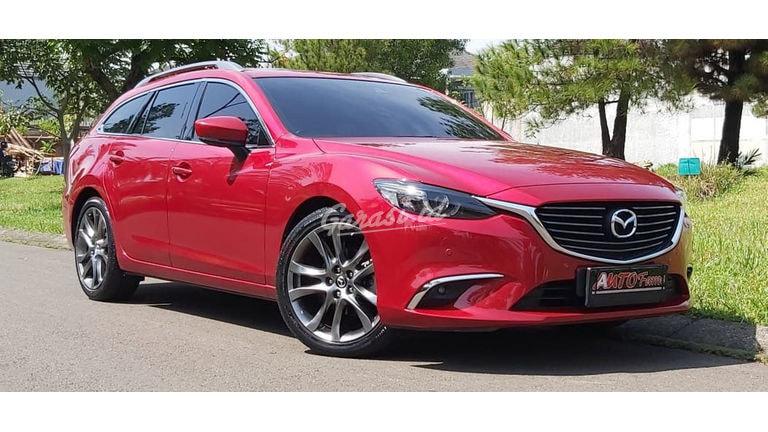 2018 Mazda 6 Estate Wagon - Mobil Pilihan (preview-0)